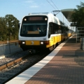 Train to carpool cuts down on daily grind
