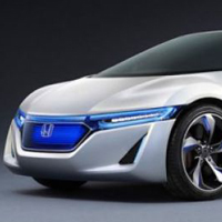 Lovely Almost A Year After The Tokyo Motor Show That Introduced The Honda Small  Sports EV Concept Car, Details Have Emerged On A Virtual Look Alike, ... Awesome Design