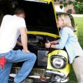 Car maintenance advice for summer driving, family vacations