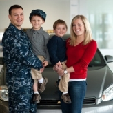 Military car loans and auto financing for service members