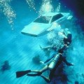 "Authenticated James Bond ""submarine"" car – Lotus Esprit – going to auction"