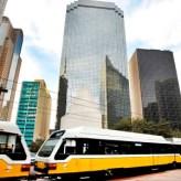 Downtown Dallas, Thanksgiving Tower new home of Santander Consumer USA