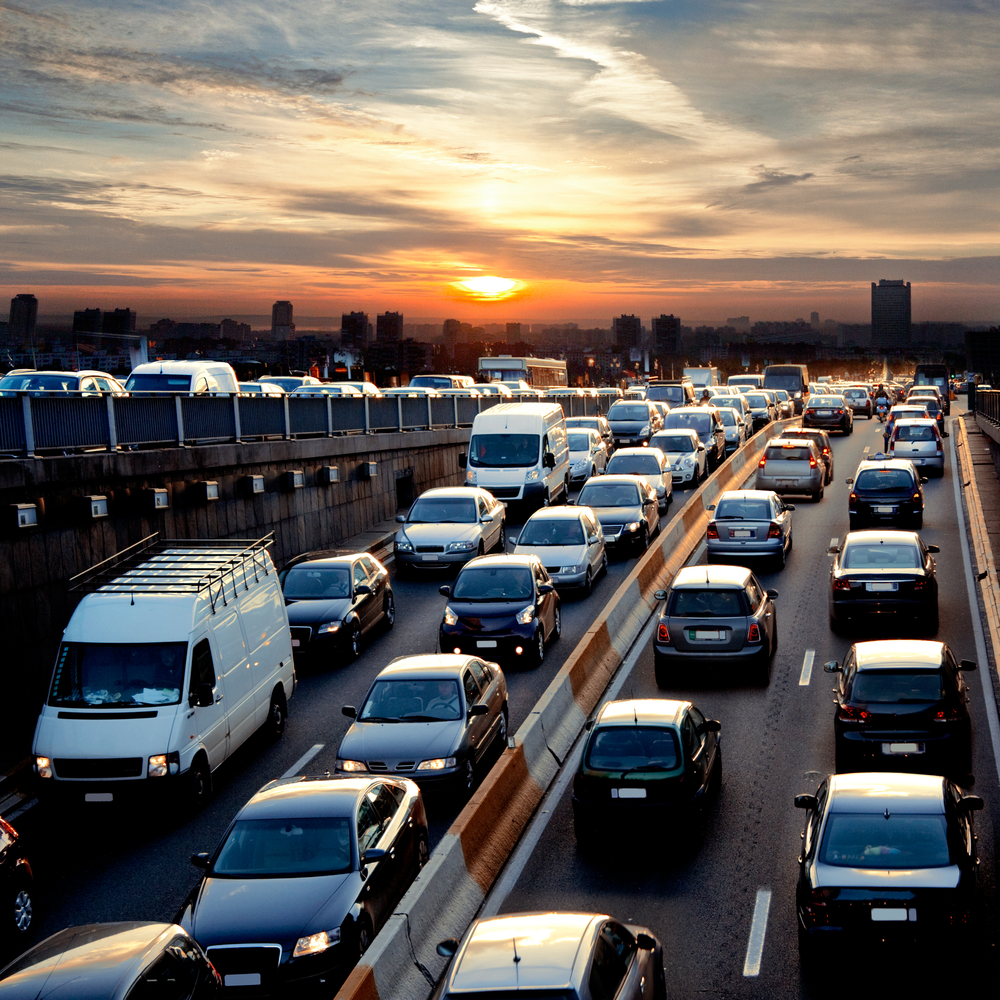 Number of light vehicles on our roads \'highest in history ...
