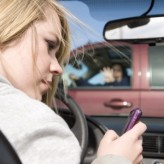 Texting while driving ignites the most road rage among other motorists