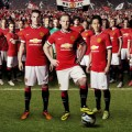 Chevrolet putting its best foot forward with Man U sponsorship
