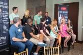 Santander Consumer USA interns, executives mingle at 'Create Your Career' luncheon