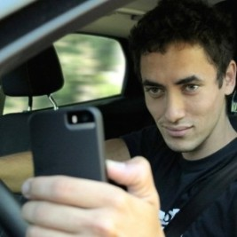 Why you should worry about other drivers taking selfies