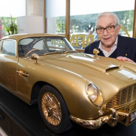 Ready to make a bid on James Bond model Aston Martin DB5?