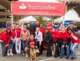 Santander Consumer USA associates show their heart for charity