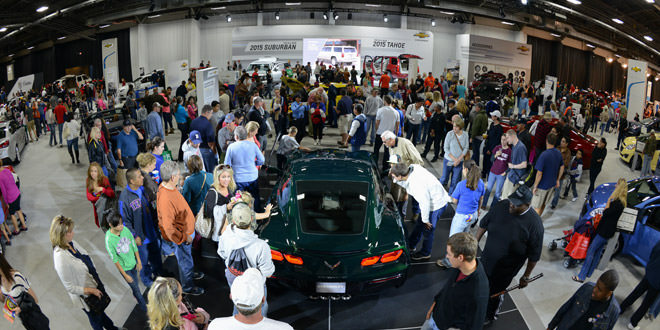 Why The Texas State Fair Auto Show Is Such A Big Deal For Pickup - Car show videos