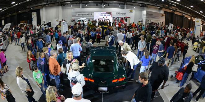 State Fair Auto Show