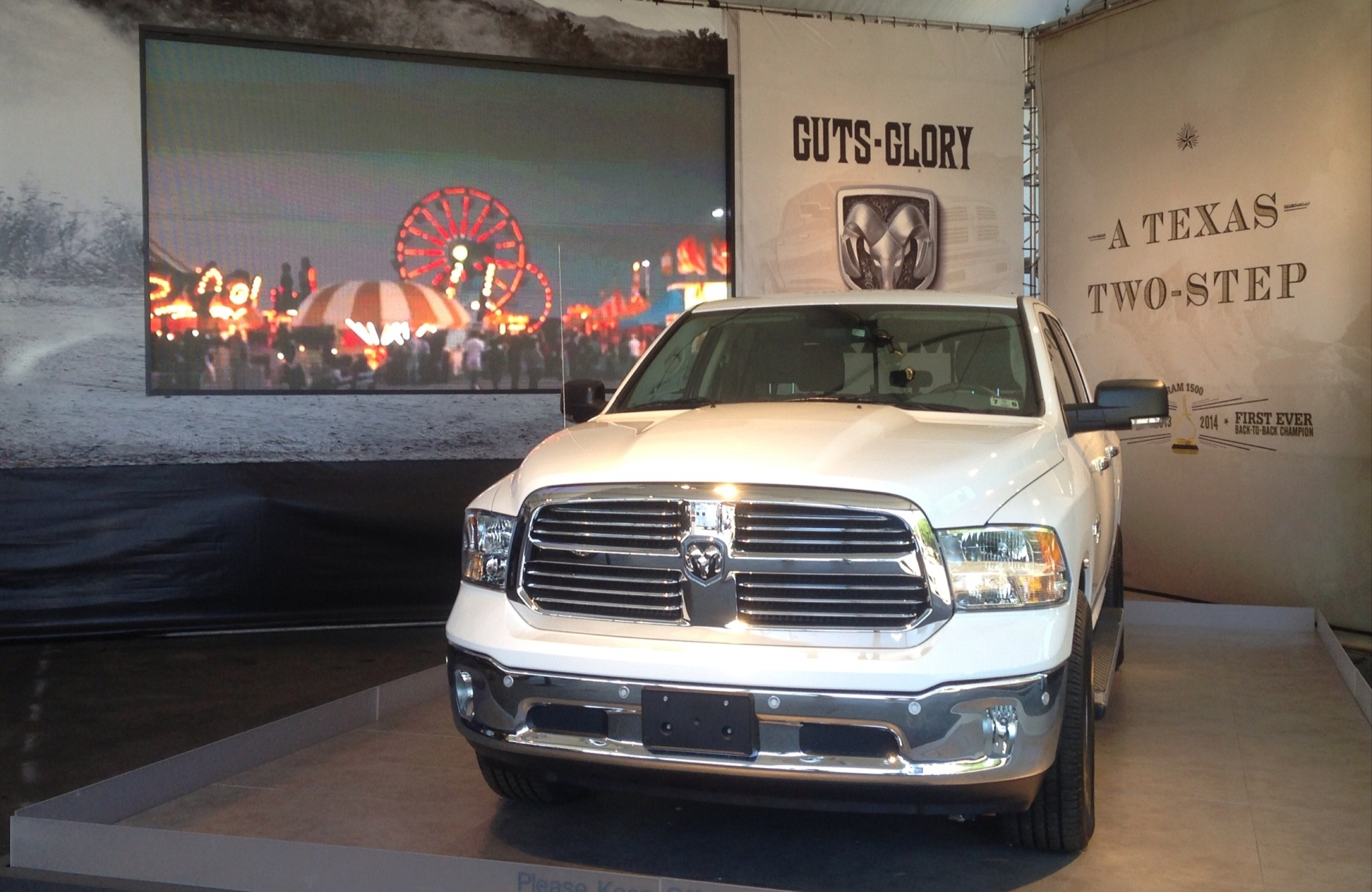 Why the Texas State Fair Auto Show is such a big deal for pickup