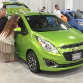 Auto show tempts visitors with hundreds of new car, truck, SUV models