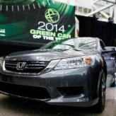 Five finalists competing for 2015 Green Car of the Year award