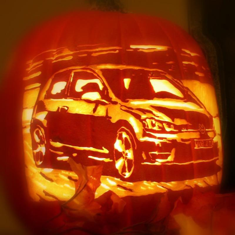 How To Get Revved Up For Halloween With Hellcat Toyota