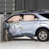 Here are the safest 2015 vehicles, based on insurance group's crash tests
