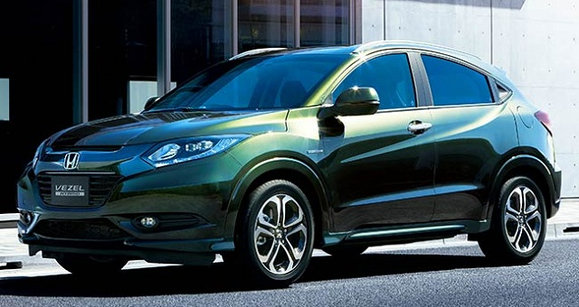 012815 SC Revved Up For 2015_Honda-HR-V_carsreleased.com