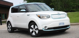 2015 Kia Soul, winner of the hatchback category. Photo: autogo.ca