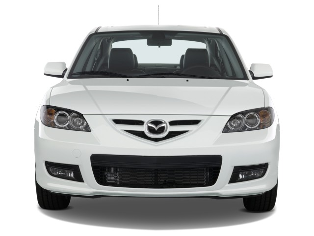 Photo: motor-kid.com 2008 Mazda 3s among the best used cars to buy.