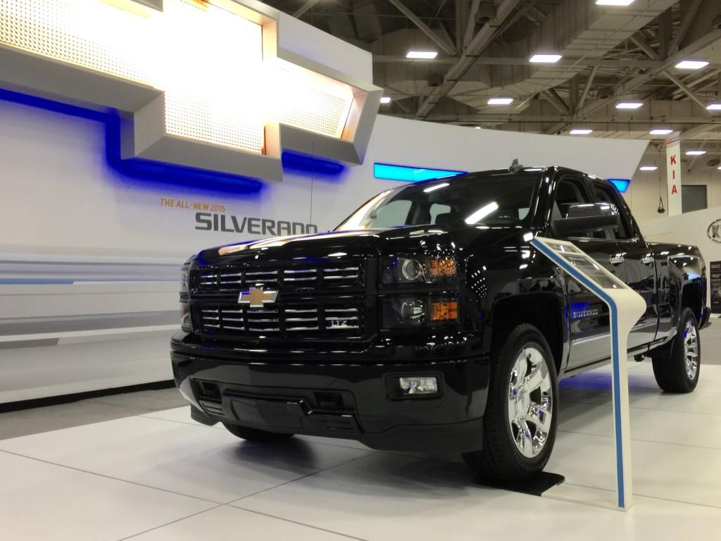 Special Edition Chevrolet Silverado