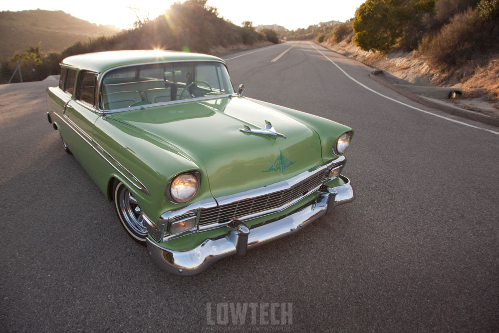 Classic 1956 Nomad. Photo: lowtechblog.blogspot.com