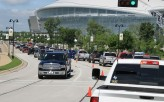 Ram trucks go the (short) distance to set a Guinness World Record