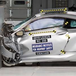How safe is your car, truck or SUV? Insurance group probably has the answer