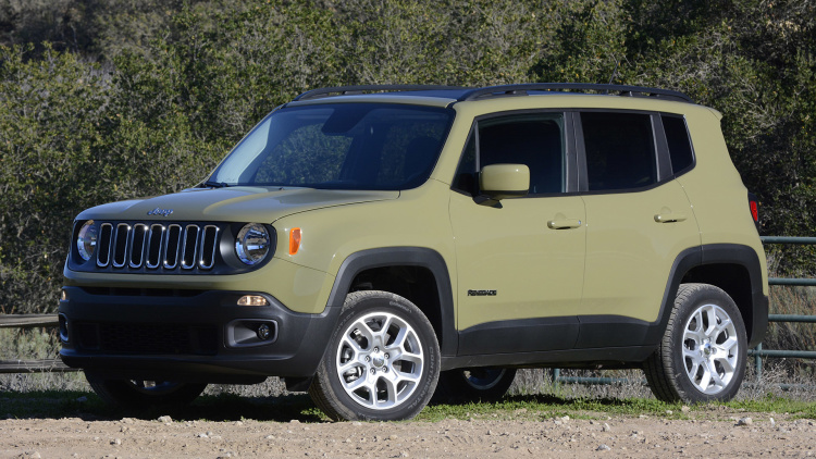 Photo: autoblog.com The 2015 Jeep Renegade also made the Autotrader top 10.