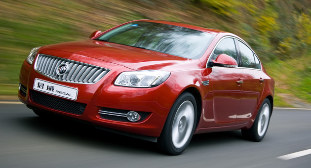 Photo: thecarconnection.com Buick rolls to No. 2 in J.D. Power dependability ratings for 2012 vehicles.