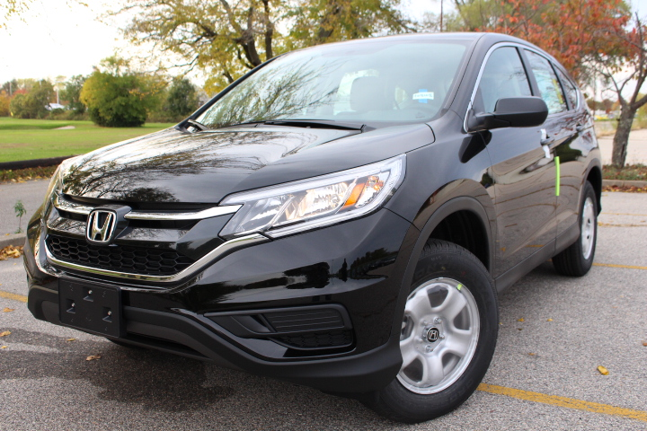 Photo: herbchambershondainboston.com Honda's CR-V LX came in near the top of the least-expensive list.