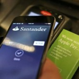 Santander UK taps into mobile payments with Apple Pay launch
