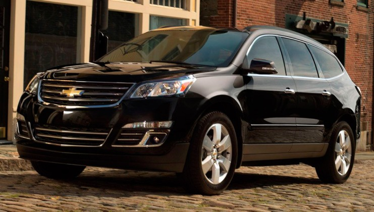 "Photo: machaik.com 2015 Chevrolet Traverse most ""American"" vehicle by an American automaker."