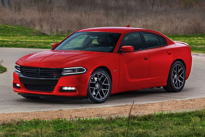 Dodge Charger helped FCA to highest overall total quality score.
