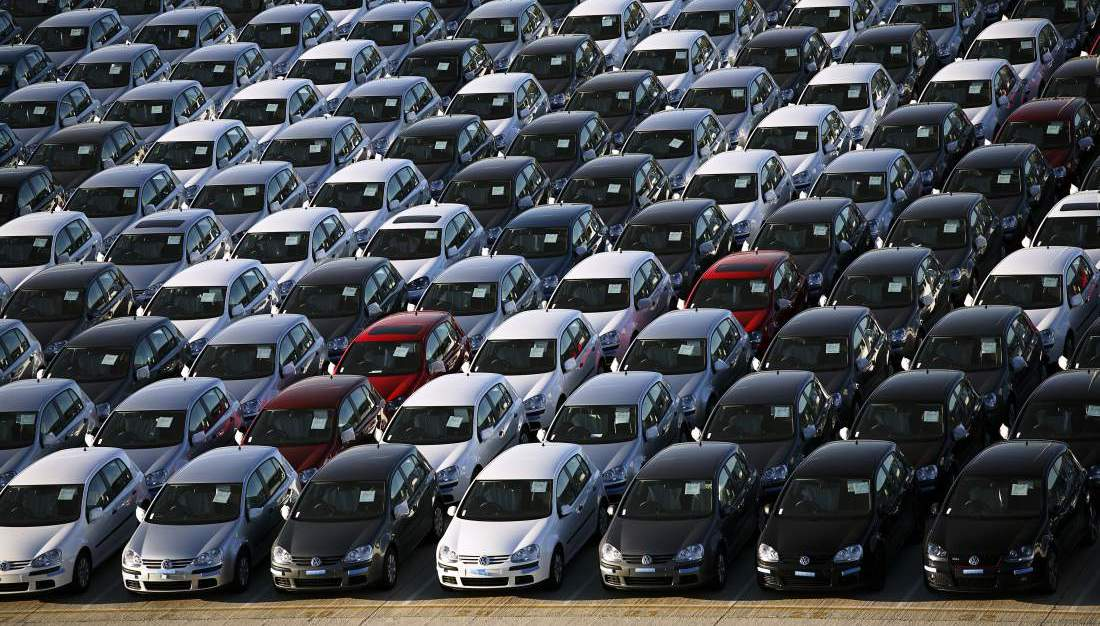 The average age of vehicles is expected to rise despite record new-car sales.