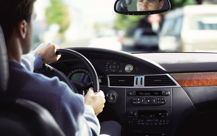 Imagine losing control of your vehicle while you're out on the road.