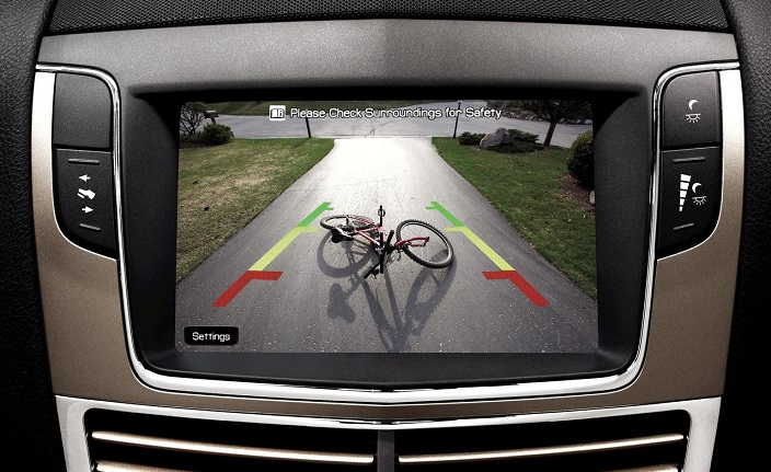 Backup cameras add a new dimension to child safety.