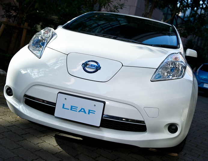 Photo: nissan.worldcarmodels.net There's a steep price to pay for owning an electric vehicle.