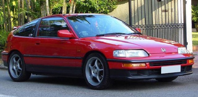 We haven't made much headway on fuel efficiency since 1991, when this Honda CRX was new.