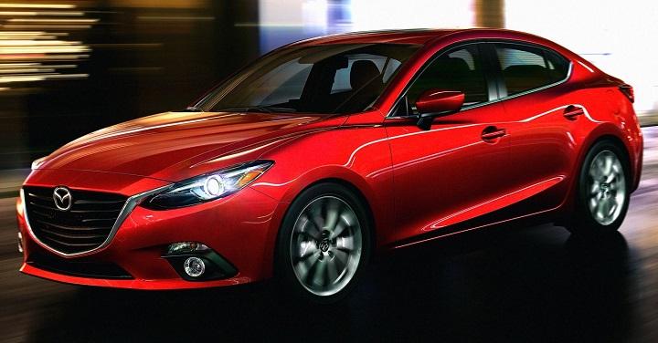 Photo: zombdrive.com 2015 Mazda Mazda3
