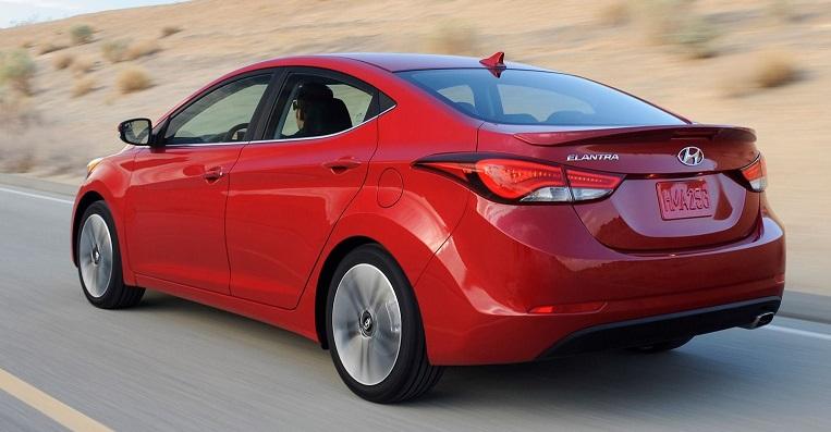 Photo: carsintrend.com Hyundai Elantra