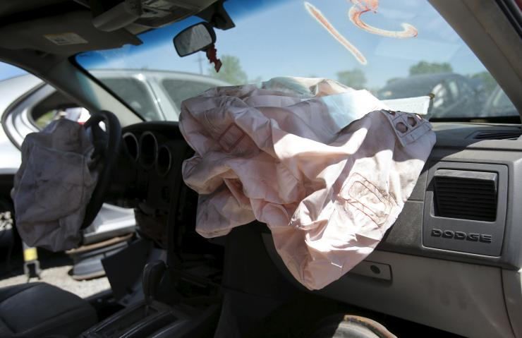 Photo: ibtimes.com Vehicle recalls include many for defective air bags.