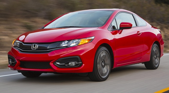 Photo: autoevolution.com Honda Civic named best of the best for 2015 by Kelley Blue Book.