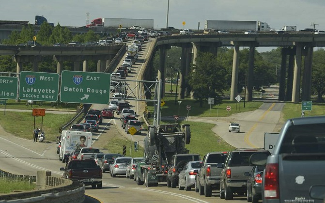 Photo: theadvocate.com Louisiana is the worst of the worst for drivers, Bankrate says.