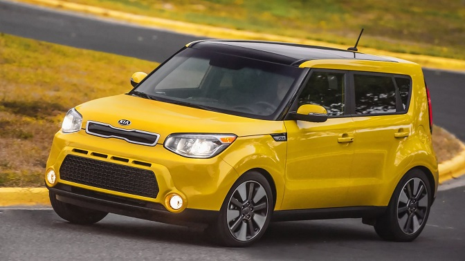 Photo: miamilakes automall.com Kia Soul shows its Halloween spirit.