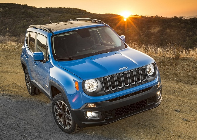 Photo: pilsonchryslerdodgejeep.com Where else would you categorize the Jeep Renegade?