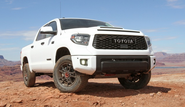 The Toyota Tundra Is More Fuel Efficient Than Well Lamborghini At Least