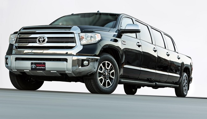 Photo: Toyota Tundrasine is a sight to behold.