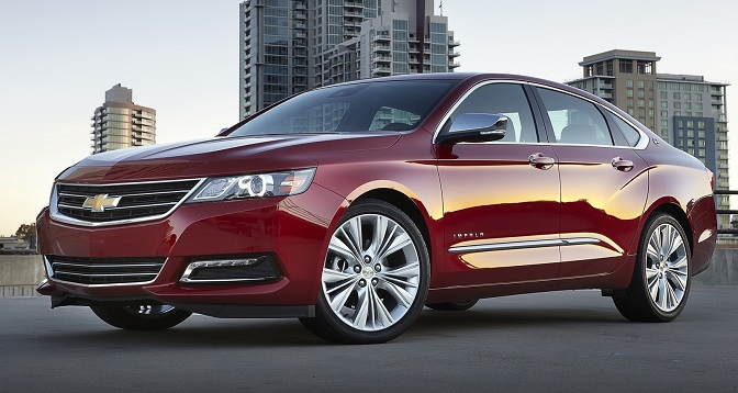 "Photo: cargurus.com Impala was one of four Chevrolet models to make latest ""Best Buy"" list."