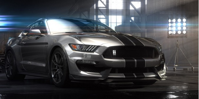 Epic Ride: The 2016 Ford Mustang Shelby GT350