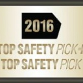 More large cars receive Top Safety Pick ratings than last year